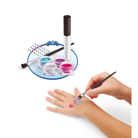 SMOBY Frozen - Tattoo-Set mit Glitter