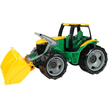 LENA® Tracteur Fort Grand chargeur frontal 62 cm 02057