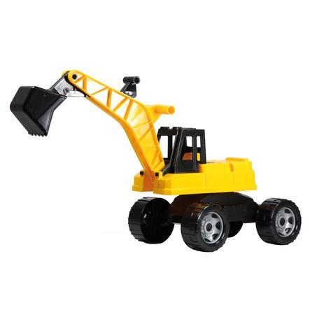 LENA Escavatore XXL, 70 cm giallo/nero