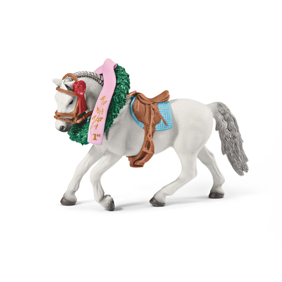 SCHLEICH Paarden Winnaarsset 42199
