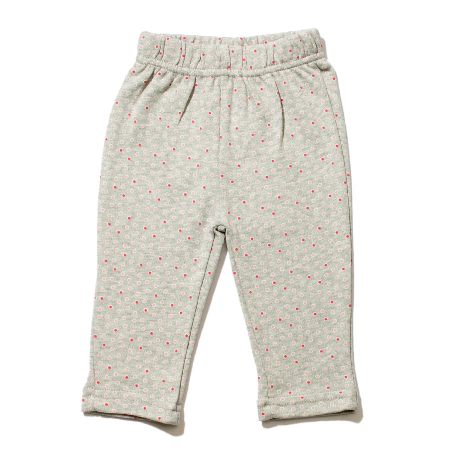 SALT AND PEPPER Girls Baby Leggings grey melange