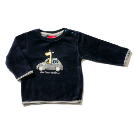 SALT AND PEPPER Boys Baby Nicki Longsleeve night blue
