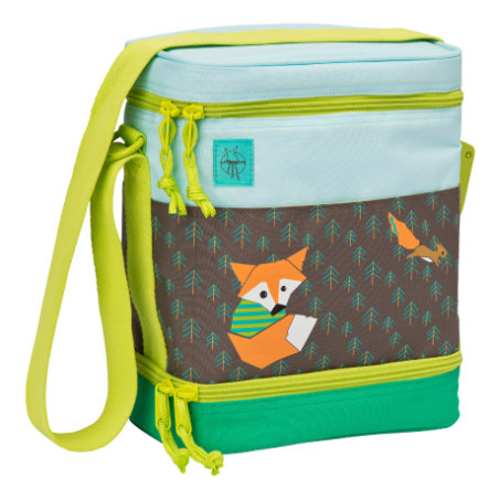 LÄSSIG Torba termoizolacyjna 4Kids Mini Cooler Bag Little Tree - Fox