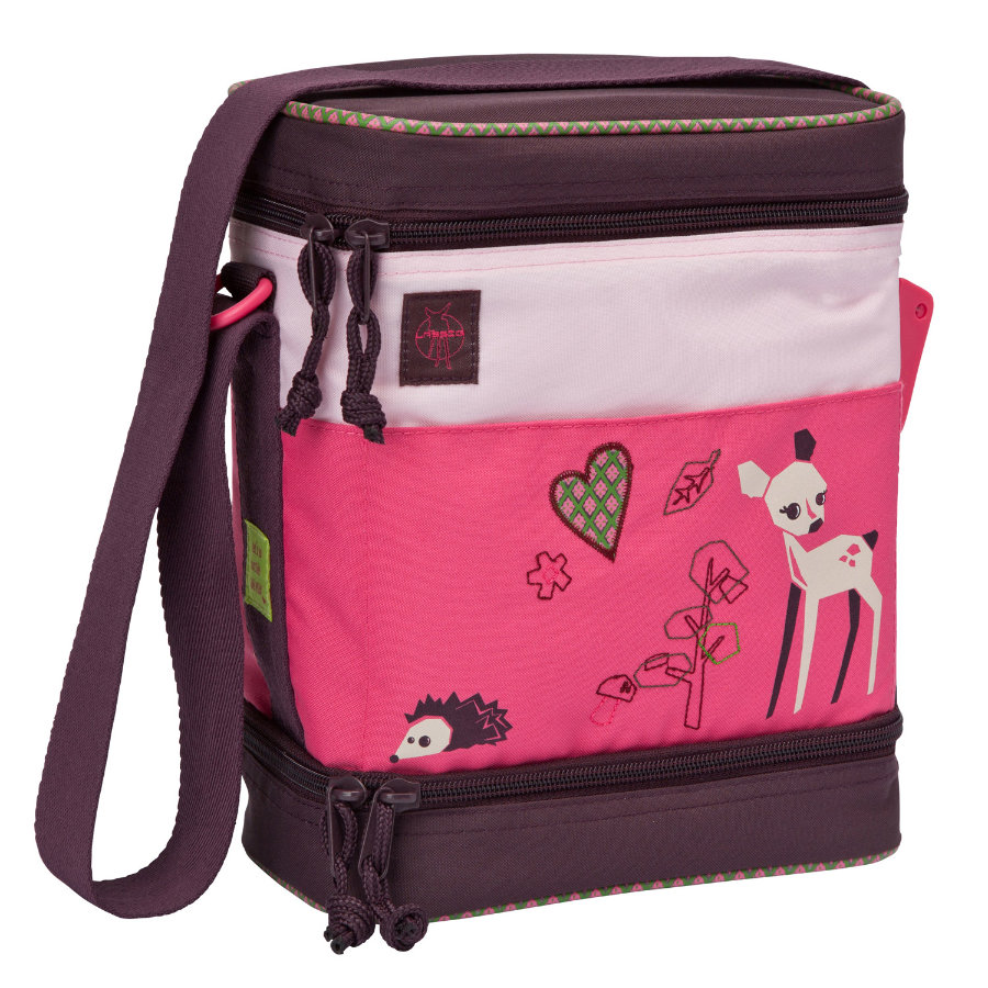 LÄSSIG 4Kids Mini Cooler Bag Little Tree - Fawn