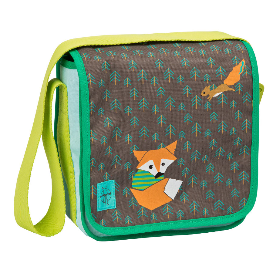 LÄSSIG 4Kids Mini Messenger Bag Little Tree - Fox