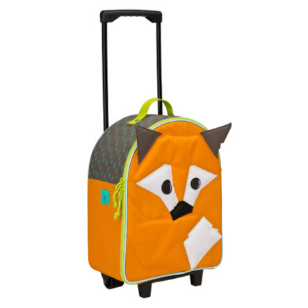 LÄSSIG Dětský kufr Mini Trolley Little Tree - Fox