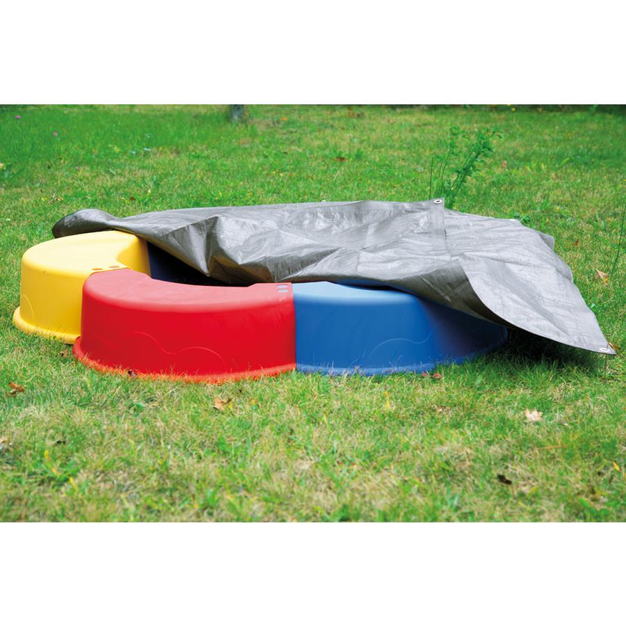 LENA® Abdeck- bzw. Bodenplane für Sandbox