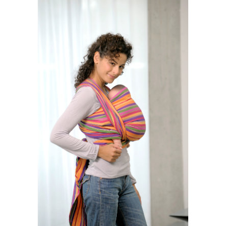 AMAZONAS Baby Tragetuch Carry Sling LOLLIPOP 450CM