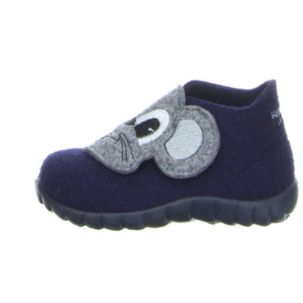 SUPERFIT Girls Pantofole bambina TOPO royal