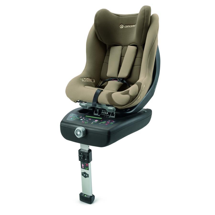 CONCORD Kindersitz Ultimax 3 Isofix Almond Beige
