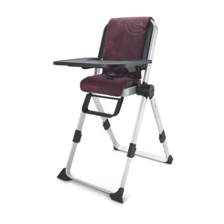 CONCORD Travel High Chair LIMA Raspberry Pink