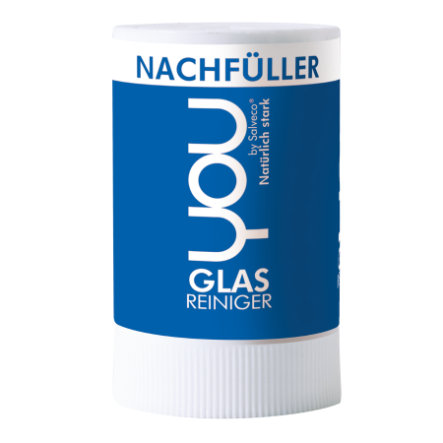 YOU Nachfüller Glasreiniger 12ml
