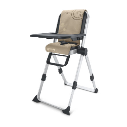 CONCORD High Chair Spin Almond Beige