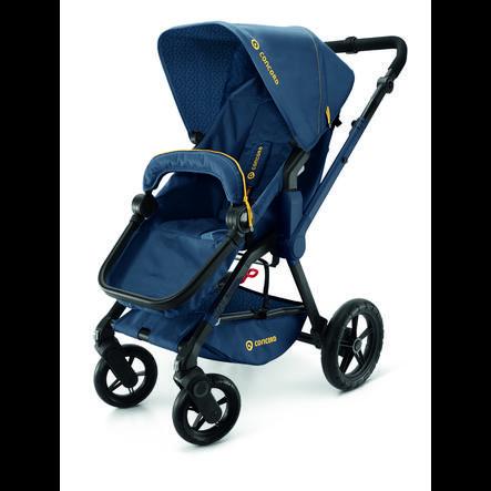CONCORD Kinderwagen Wanderer, Denim Blue