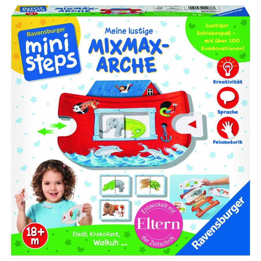 RAVENSBURGER ministeps Meine lustige MixMax-Arche