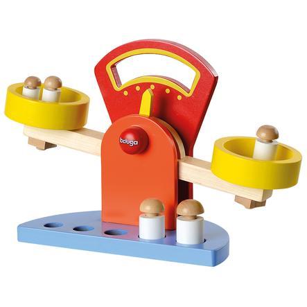 BELUGA Balance enfant bois 77026