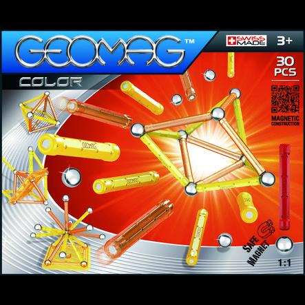 BELUGA Geomag - Color, 30 pièces