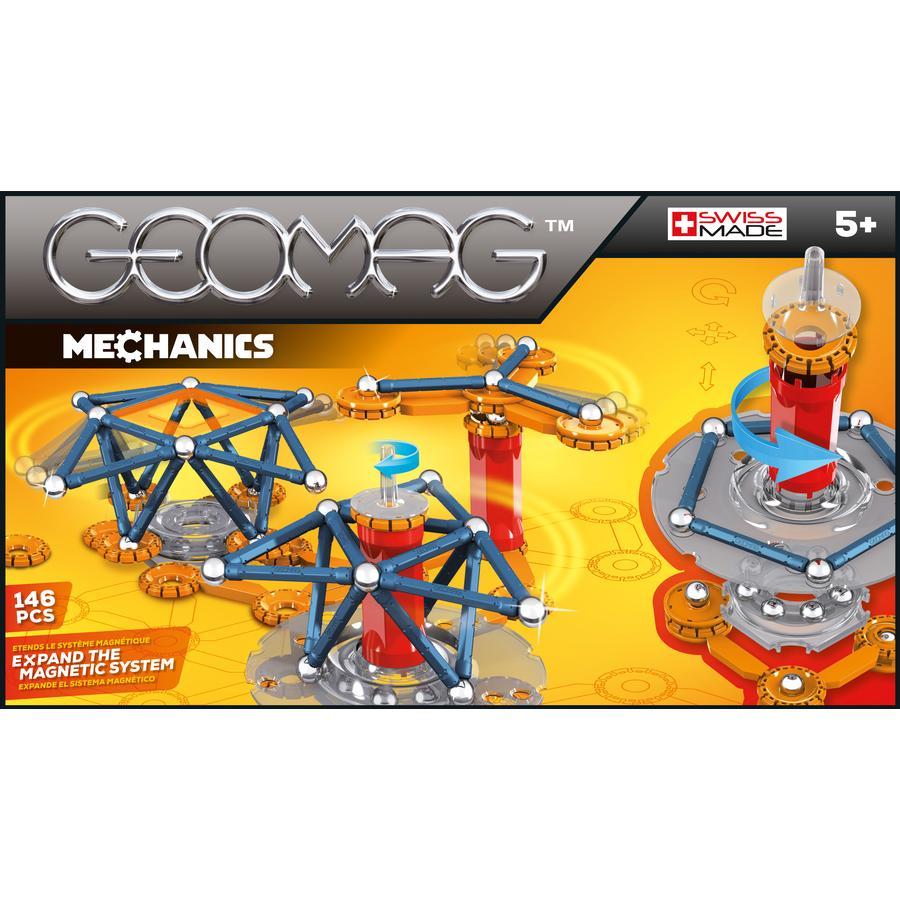 BELUGA Geomag - Mechanics 146-dílů