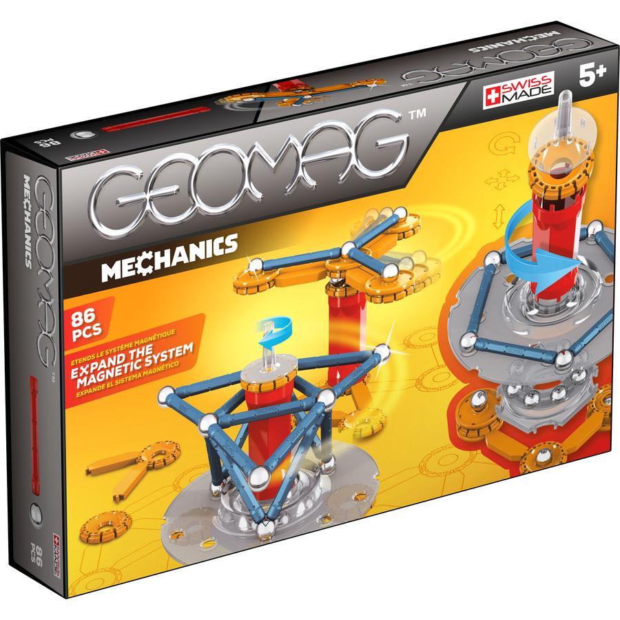 beluga Geomag - Mechanics 86-tlg.