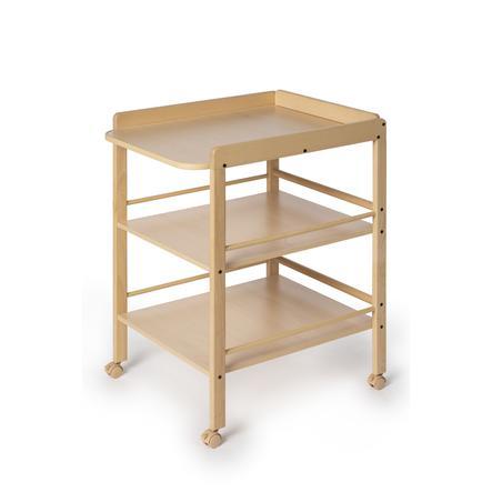 geuther Table à langer Clarissa, bois naturel