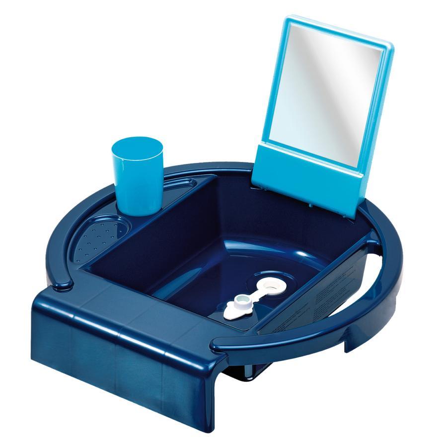 Rotho Babydesign Kinderwaschbecken Kiddy Wash perl blue