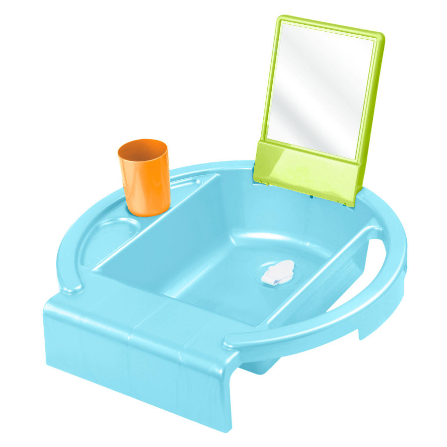 ROTHO Children's Basin Kiddy Wash Wash Centre - aquamarine pearl