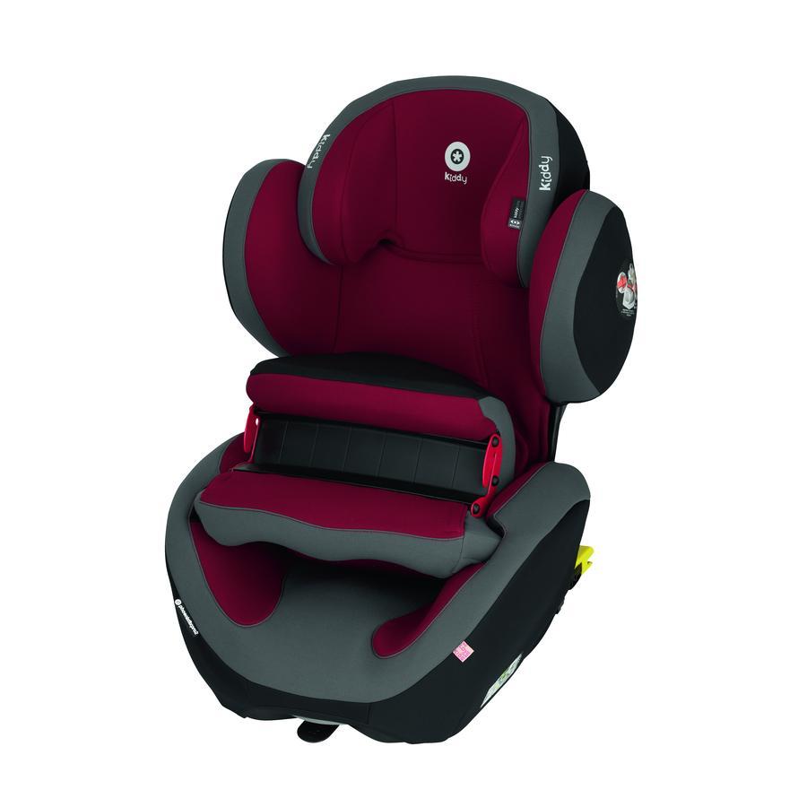 KIDDY Seggiolino auto Phoenixfix Pro 2 Sao Paolo, colore rosso/grigio
