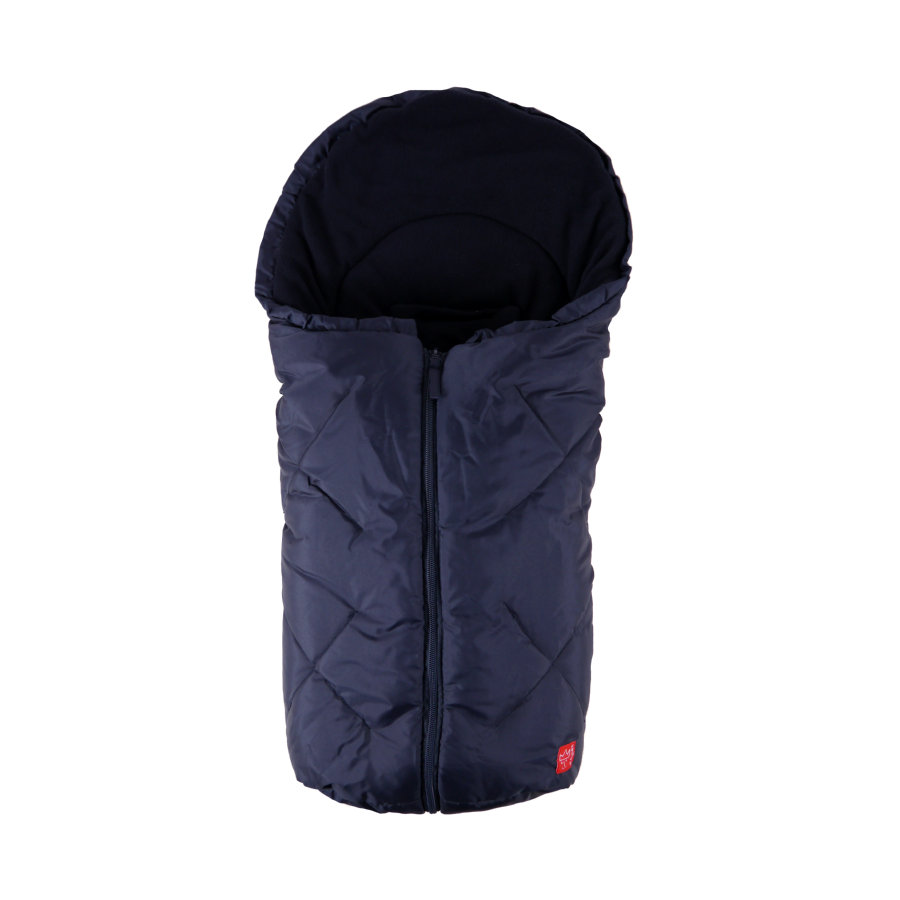 KAISER Footmuff Fleece navy