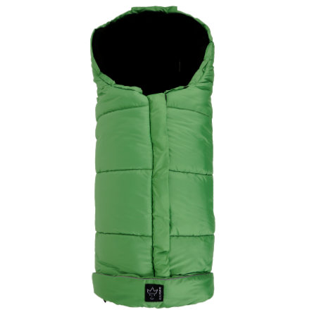 KAISER Fußsack Iglu Thermo Fleece grün