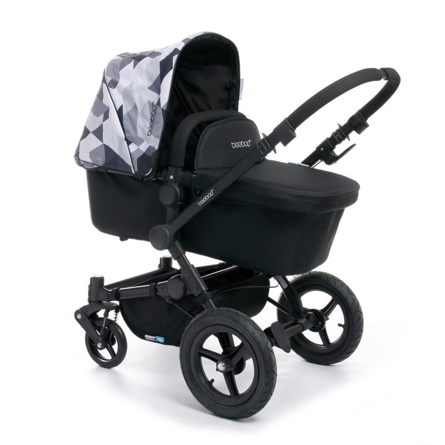 OSANN Kinderwagen Beebop SET Generation 3, Grey Shuffle