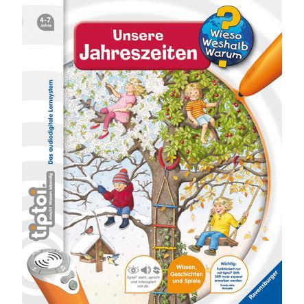 RAVENSBURGER tiptoi® Buch - Unsere Jahreszeiten 00657