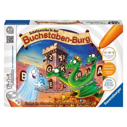 Ravensburger tiptoi® Schatzsuche in der Buchstabenburg 00737