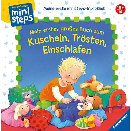 RAVENSBURGER ministeps Mein erstes großes Buch zum Kuscheln, Trösten, Einschlafen