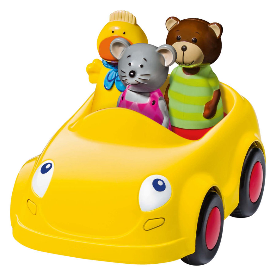 Ravensburger ministeps® Mein Multi-Fahrspaß-Auto