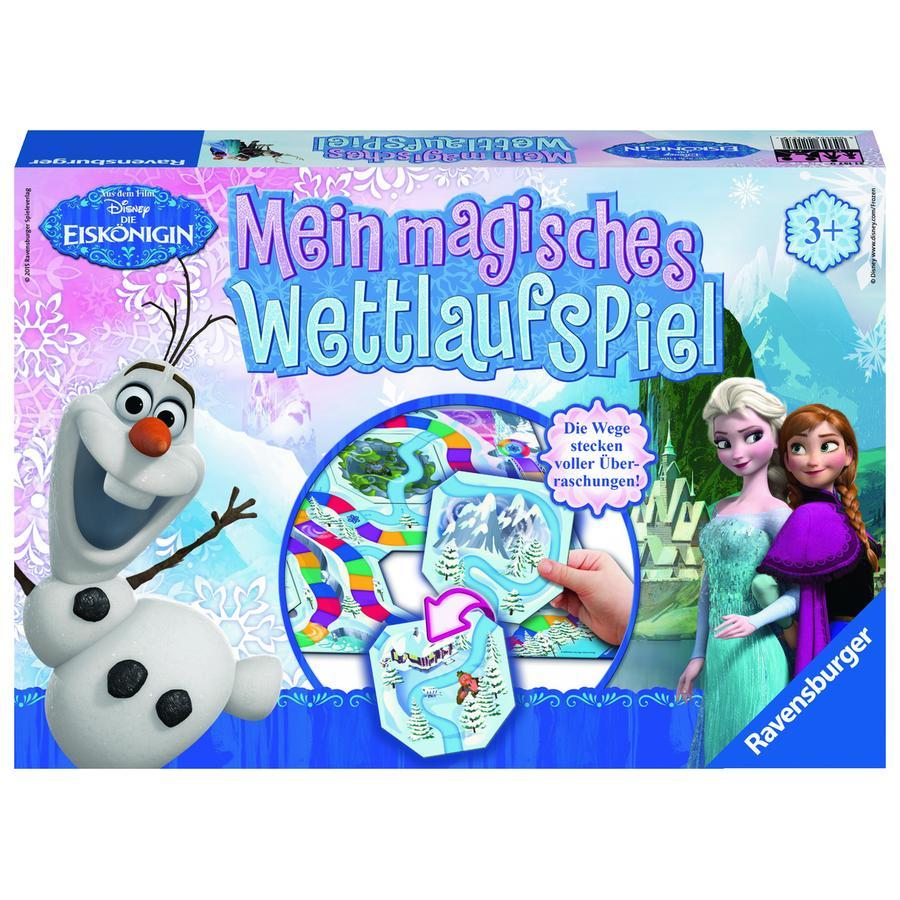 RAVENSBURGER Disney Frozen Mein magisches Wettlaufspiel