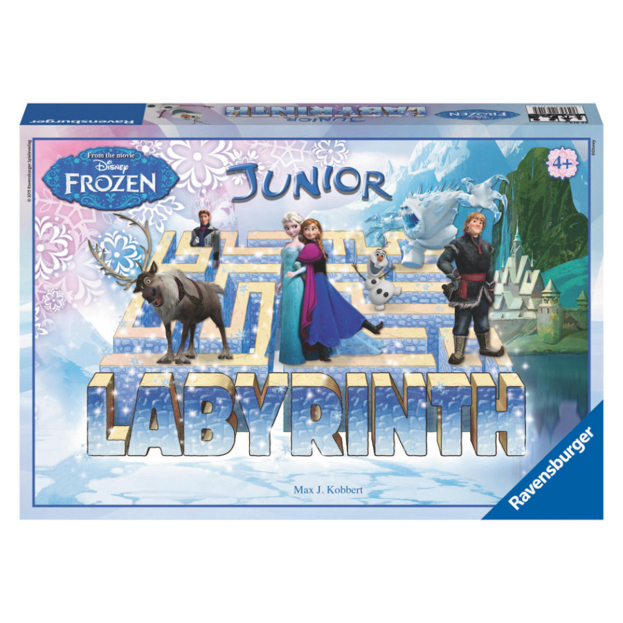 Ravensburger Disney Frozen - Junior Labyrinth