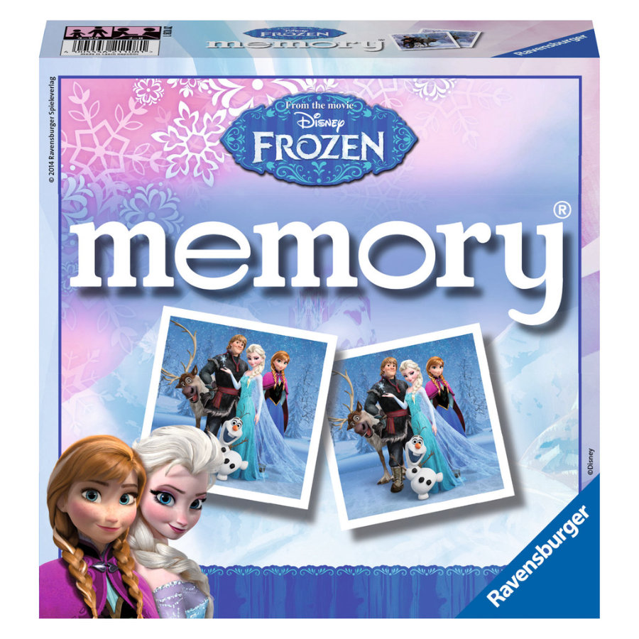 RAVENSBURGER Disney Frozen Gioco Memo