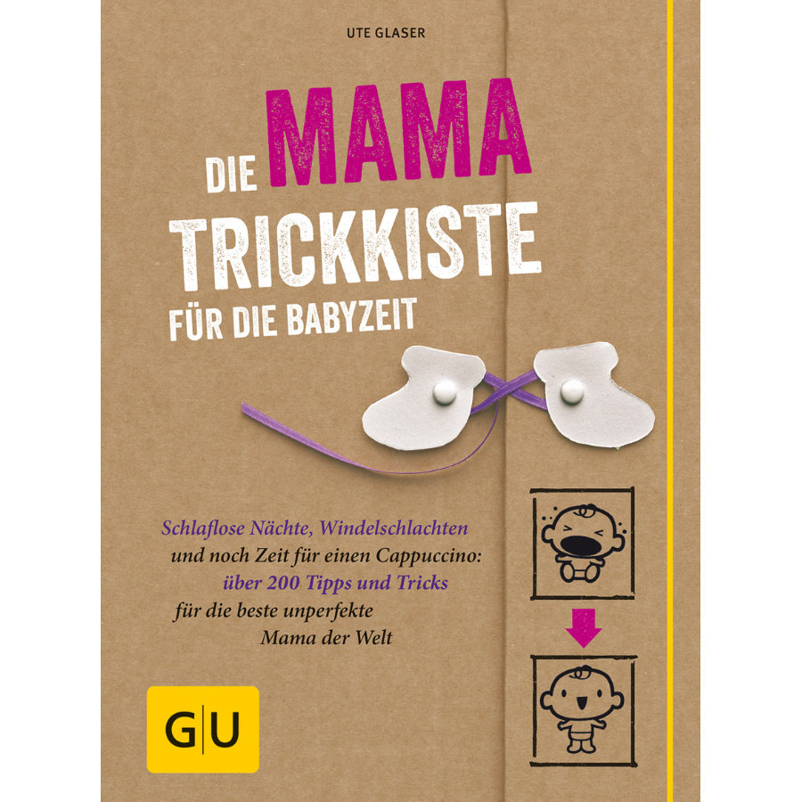 GU, Die Mama-Trickkiste für das erste Babyjahr