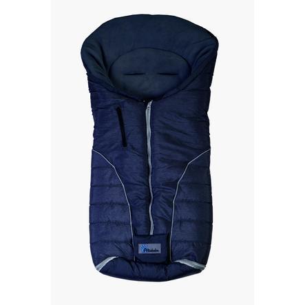 Altabebe Zimní fusak Alpin do kočárku - tmavě modrý