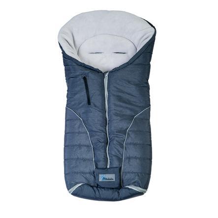ALTABEBE Śpiworek zimowy Alpin do wózka kolor ciemnoszary/jasnoszary