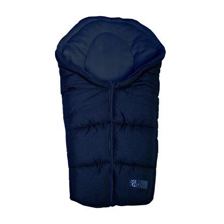 Altabebe Saco cubrepies de invierno Alpin, para asiento de coche del Grupo 0+ marino- azul