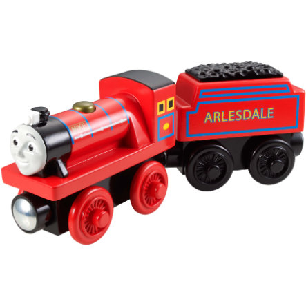 FISHER PRICE Locomotives Thomas bois - Mike, bois moyen CDJ05