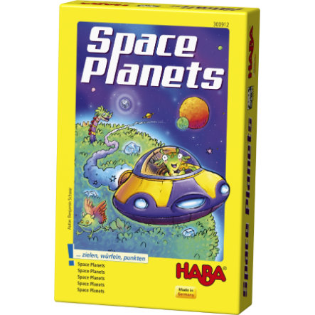 HABA Space Planets