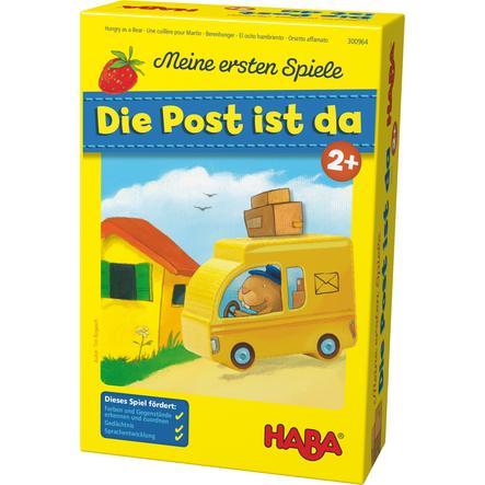 HABA Moje první hra - pošta je tu!