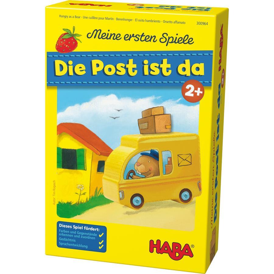 HABA Meine ersten Spiele - Die Post ist da!