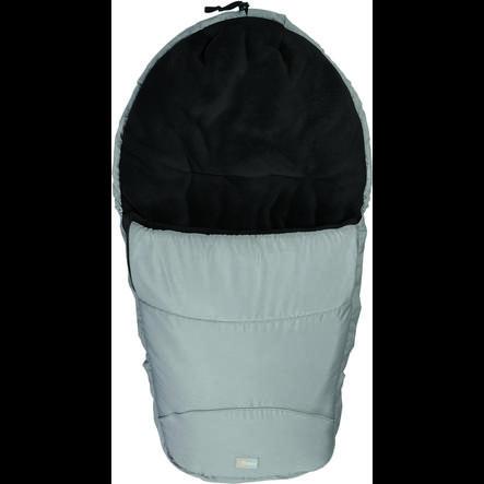 FILLIKID Śpiworek zimowy do wózka Bernina Pocket melange grau