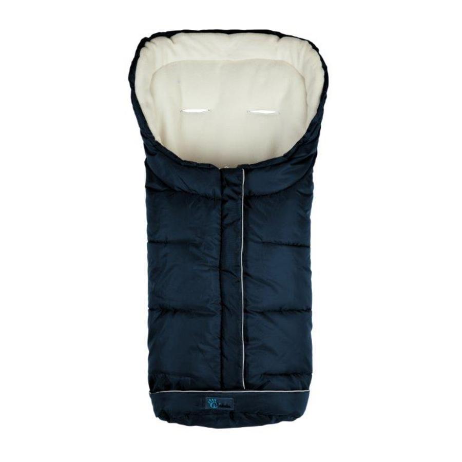 ALTABEBE Zimní fusak AL2203XL modrý-whitewash
