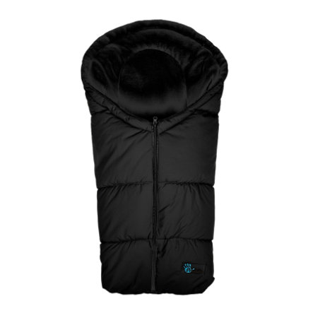 ALTABEBE Winter Footmuff black