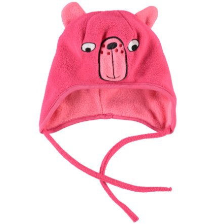 NAME IT Girls Mini Fleece Mütze NITMUNNY paradise pink