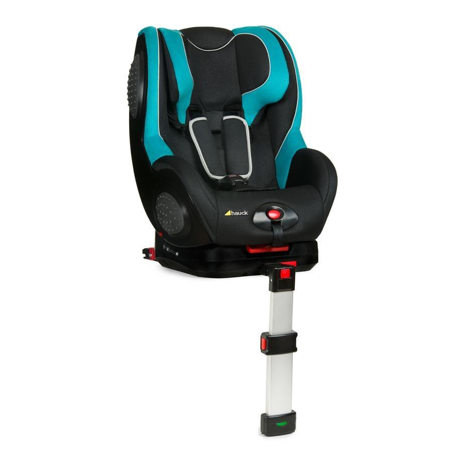HAUCK Fotelik samochodowy Guardfix Black/Aqua